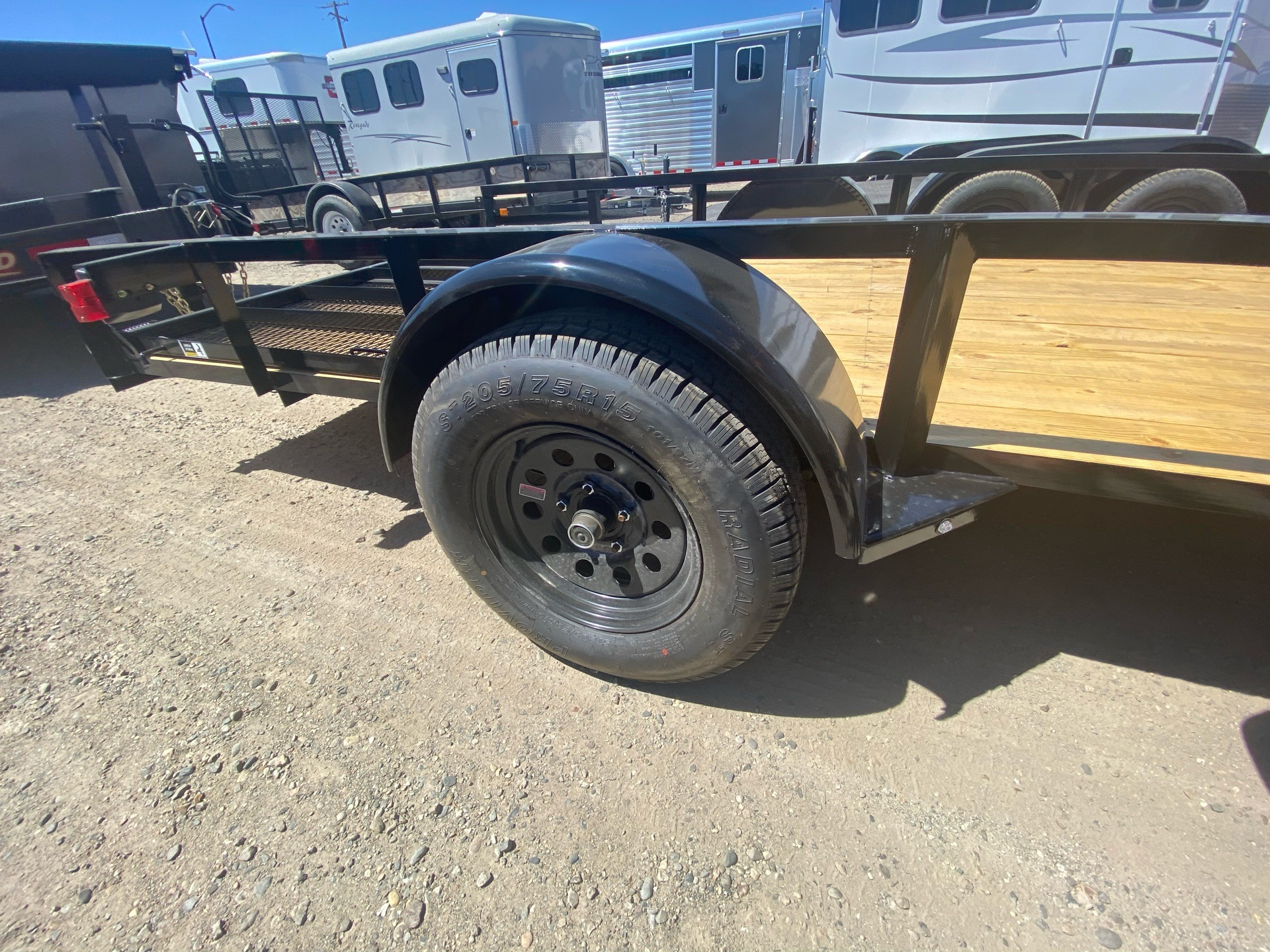 "2020 MAXXD TRAILERS 14' X 77"" SA UTILITY TRAILER in Elk Grove, California - Photo 8"