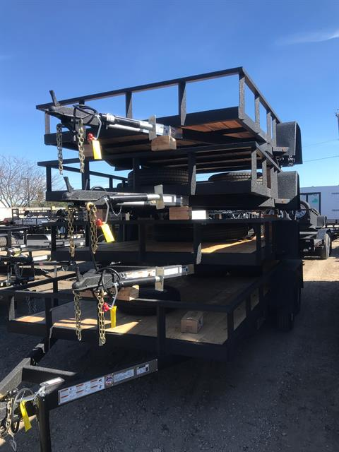 2019 Charmac Trailers 12' X 6' UTILITY TRAILER  in Elk Grove, California