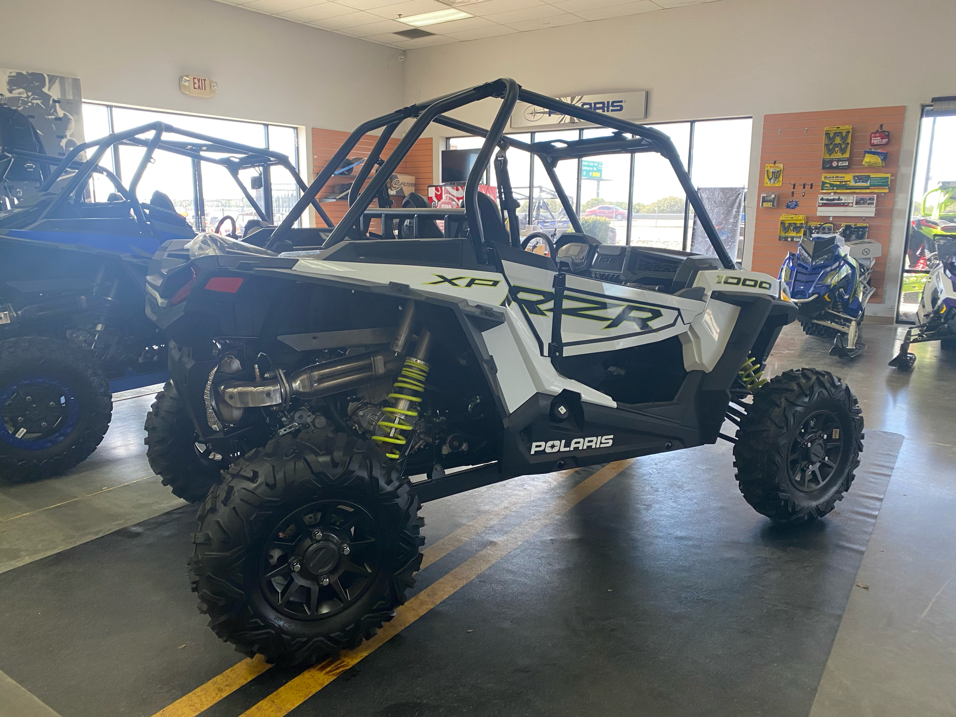 2021 Polaris RZR XP 1000 Sport in Elk Grove, California - Photo 8