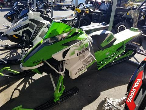 "2014 Arctic Cat M 8000 SNO PRO* 153"" in Elk Grove, California"
