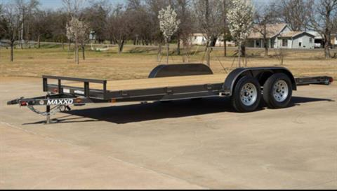 "2018 MAXXD TRAILERS 18' X 83"" CARHAULER in Elk Grove, California"
