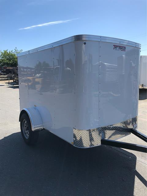 2020 TNT Trailer, LLC 8' X 5' SA CARGO TRAILER in Elk Grove, California