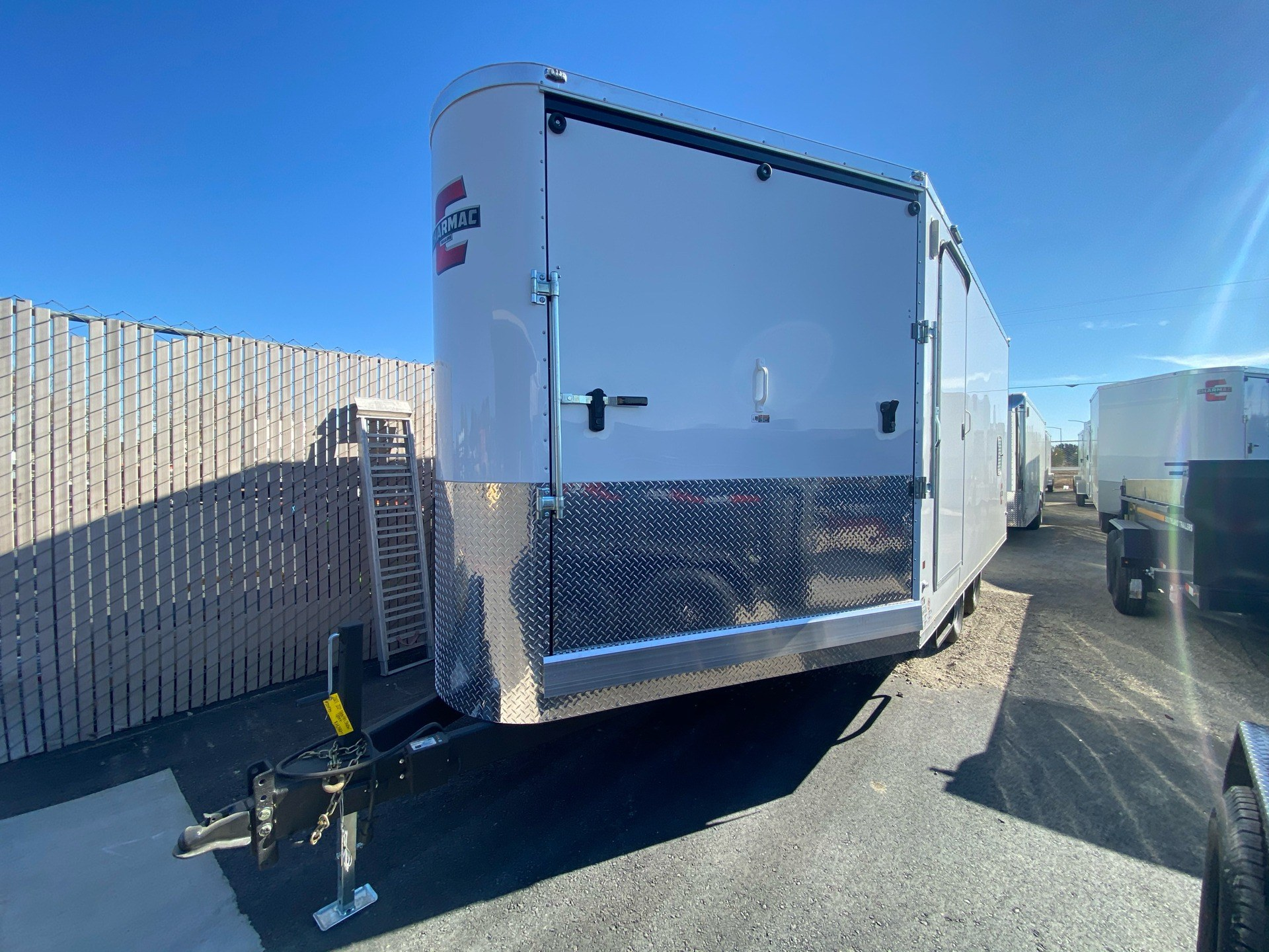 2021 Charmac Trailers 22' STEALTH SNOW SPORT in Elk Grove, California - Photo 1