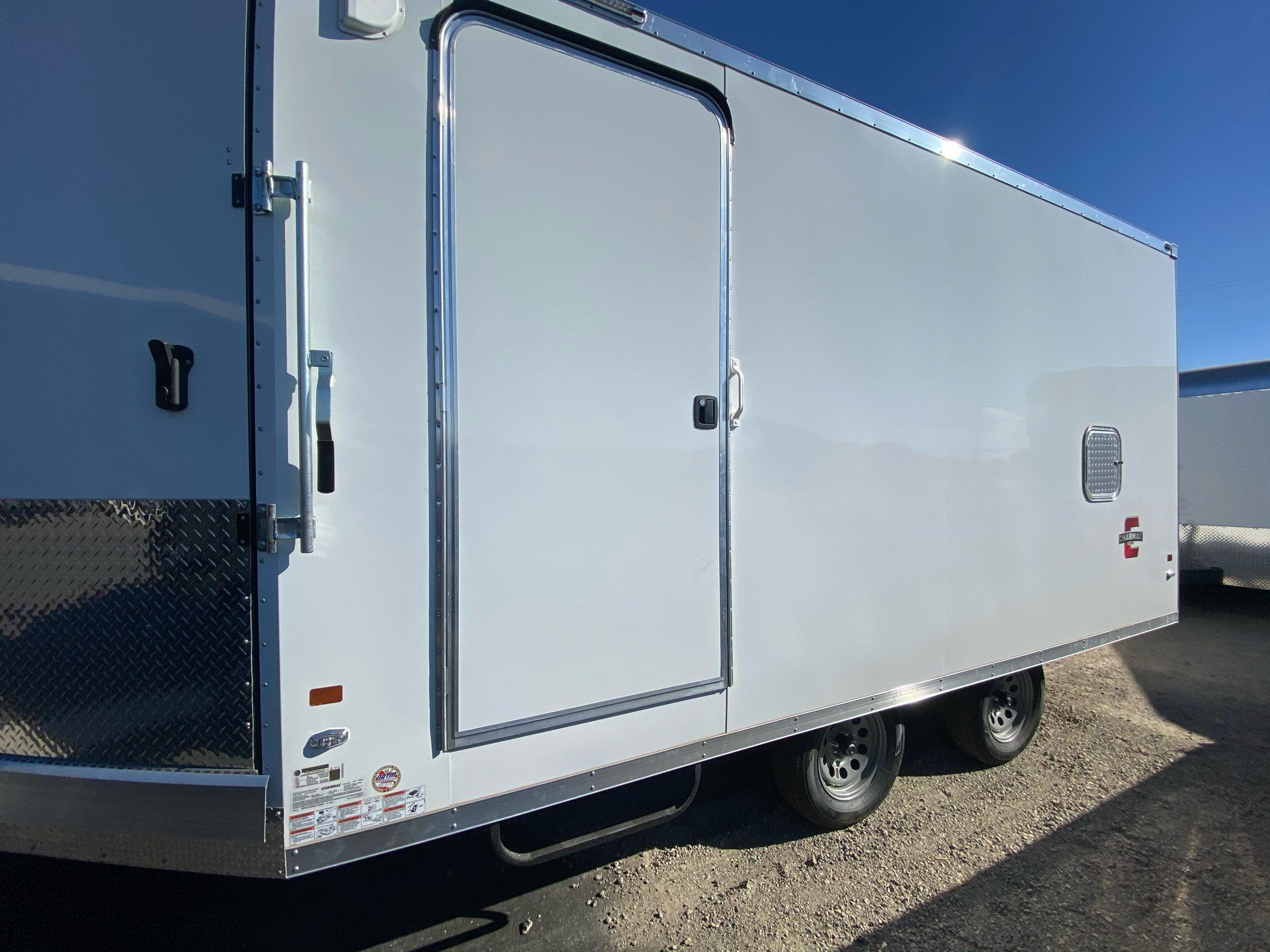2021 Charmac Trailers 22' STEALTH SNOW SPORT in Elk Grove, California - Photo 4