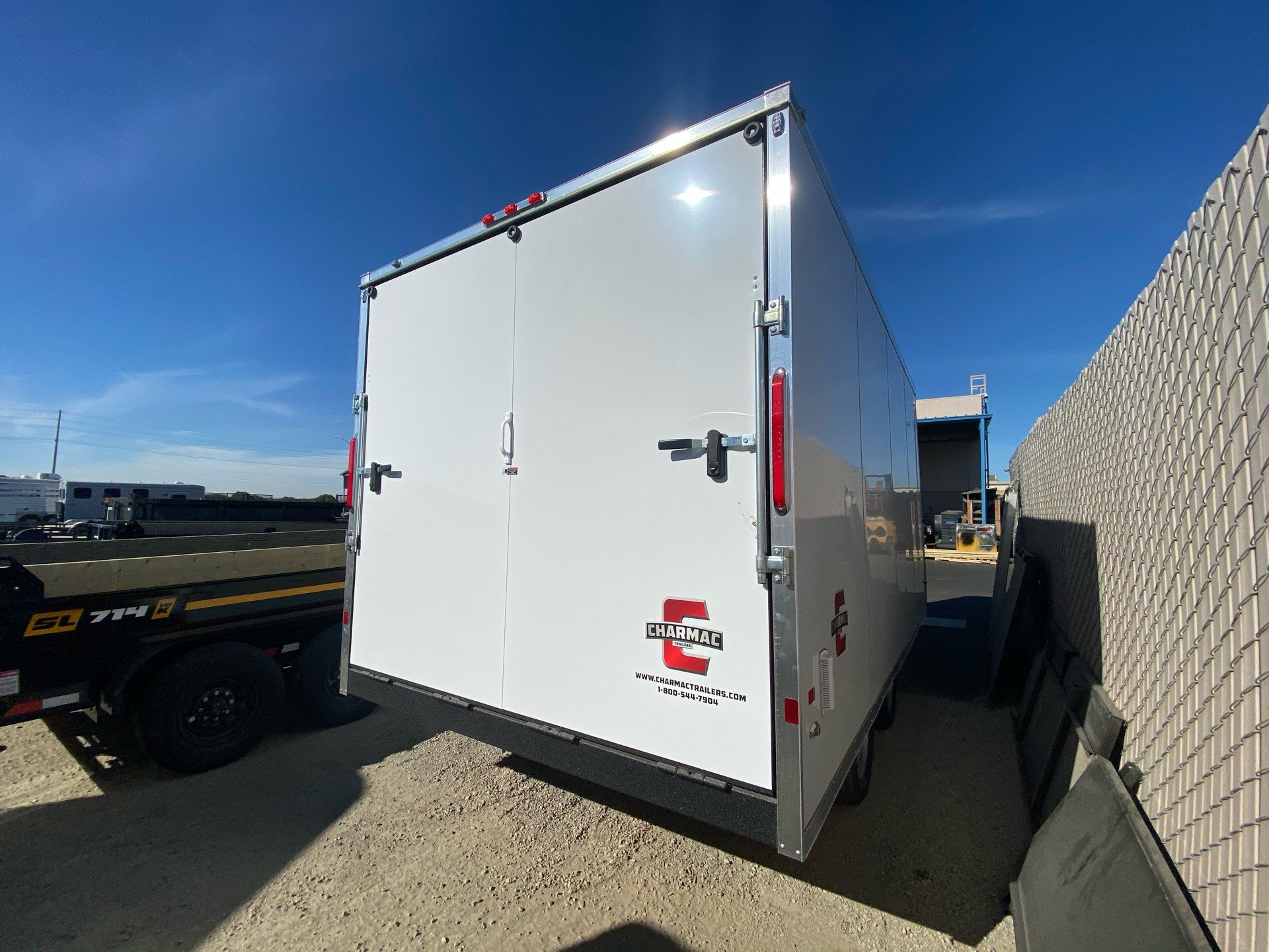 2021 Charmac Trailers 22' STEALTH SNOW SPORT in Elk Grove, California - Photo 11