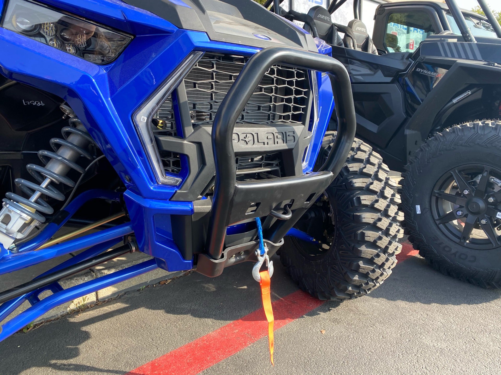 2021 Polaris RZR XP 1000 Trails & Rocks in Elk Grove, California - Photo 3
