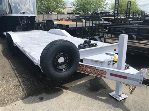 "2019 MAXXD TRAILERS 24' X 102"" 8"" CHANNEL POWER TILT in Elk Grove, California - Photo 1"