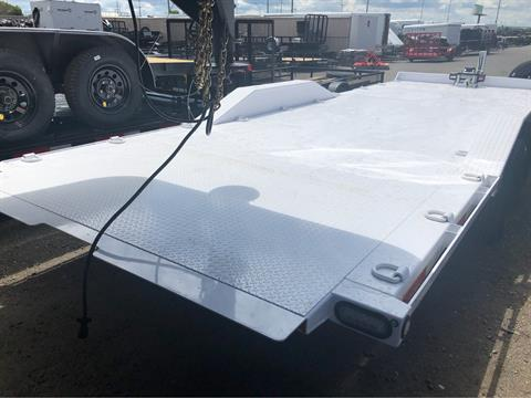 "2019 MAXXD TRAILERS 24' X 102"" 8"" CHANNEL POWER TILT in Elk Grove, California - Photo 4"