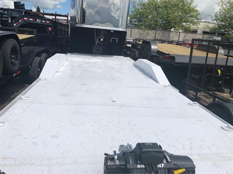 "2019 MAXXD TRAILERS 24' X 102"" 8"" CHANNEL POWER TILT in Elk Grove, California - Photo 7"