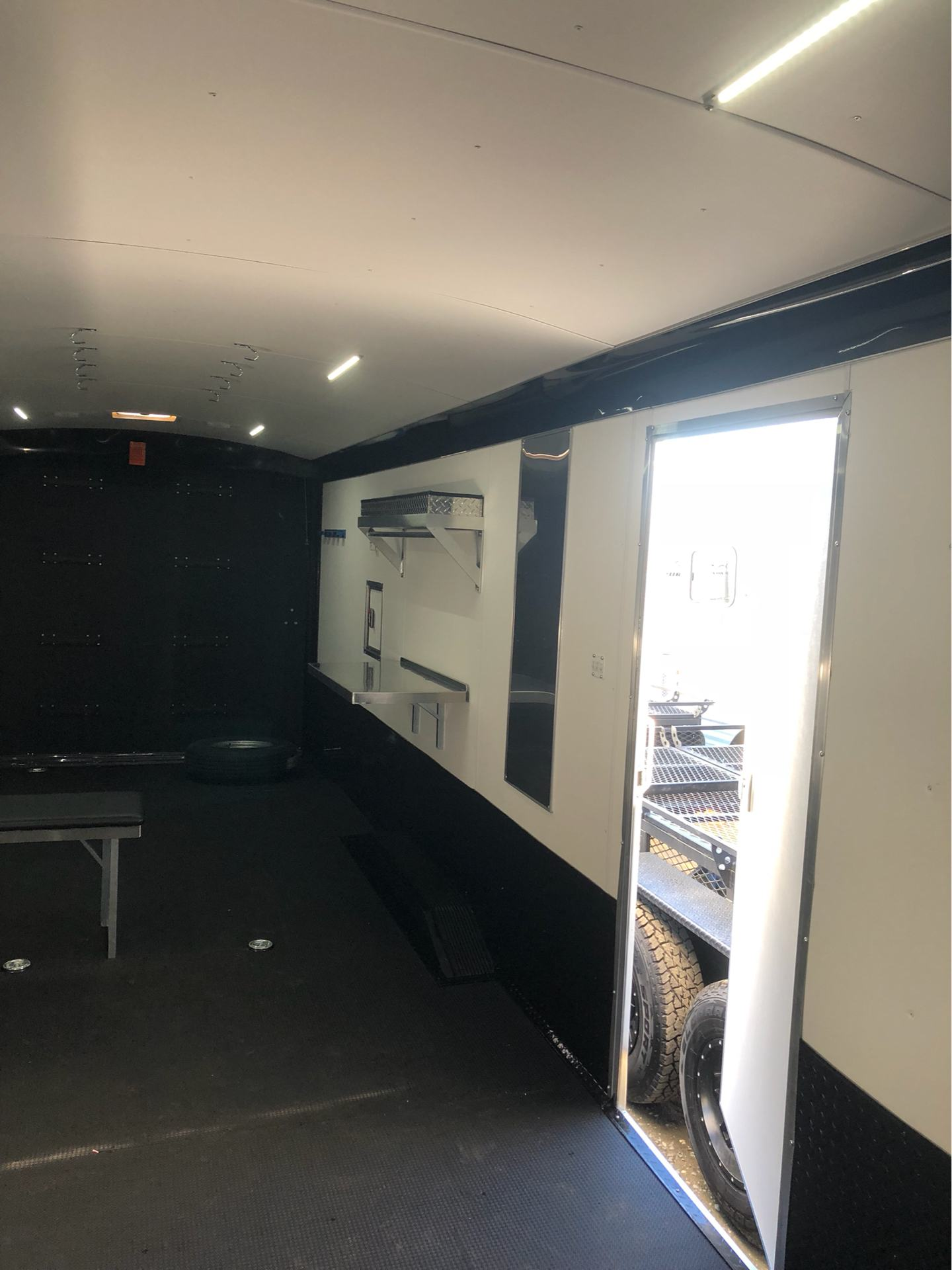 2019 TNT Trailer, LLC 28' X 8.5' TA CARGO TRAILER in Elk Grove, California - Photo 5