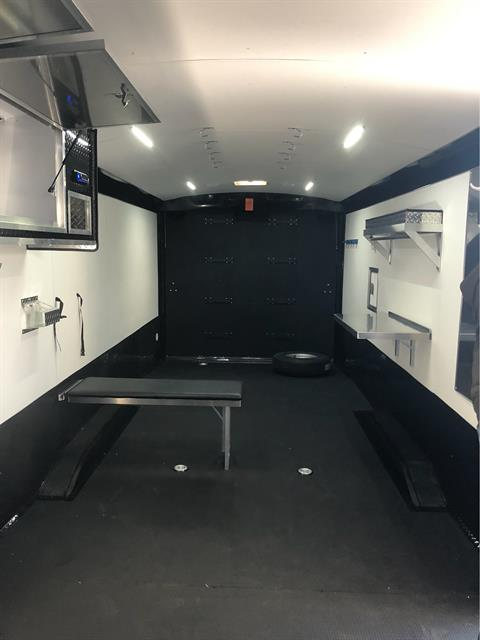 2019 TNT Trailer, LLC 28' X 8.5' TA CARGO TRAILER in Elk Grove, California - Photo 8