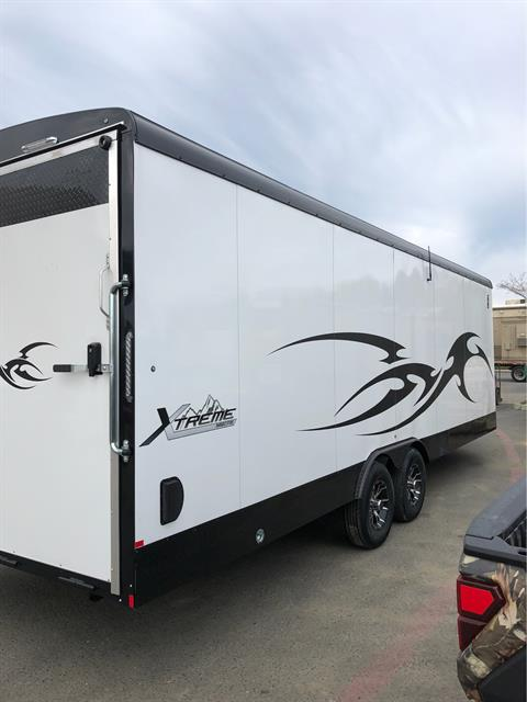2019 TNT Trailer, LLC 28' X 8.5' TA CARGO TRAILER in Elk Grove, California - Photo 15