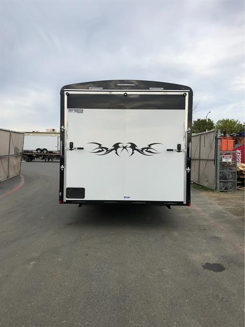 2019 TNT Trailer, LLC 28' X 8.5' TA CARGO TRAILER in Elk Grove, California - Photo 13