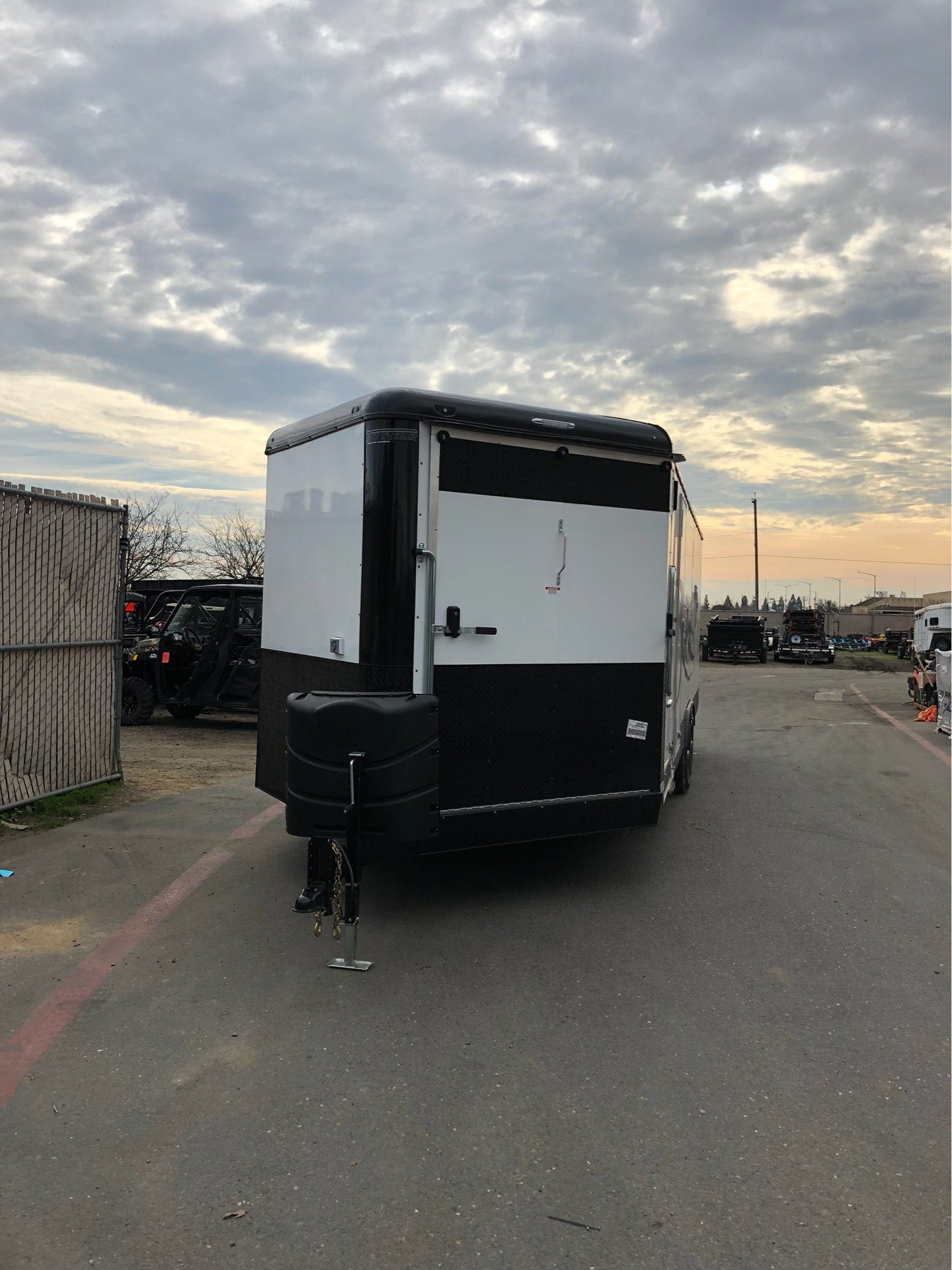 2019 TNT Trailer, LLC 28' X 8.5' TA CARGO TRAILER in Elk Grove, California - Photo 14