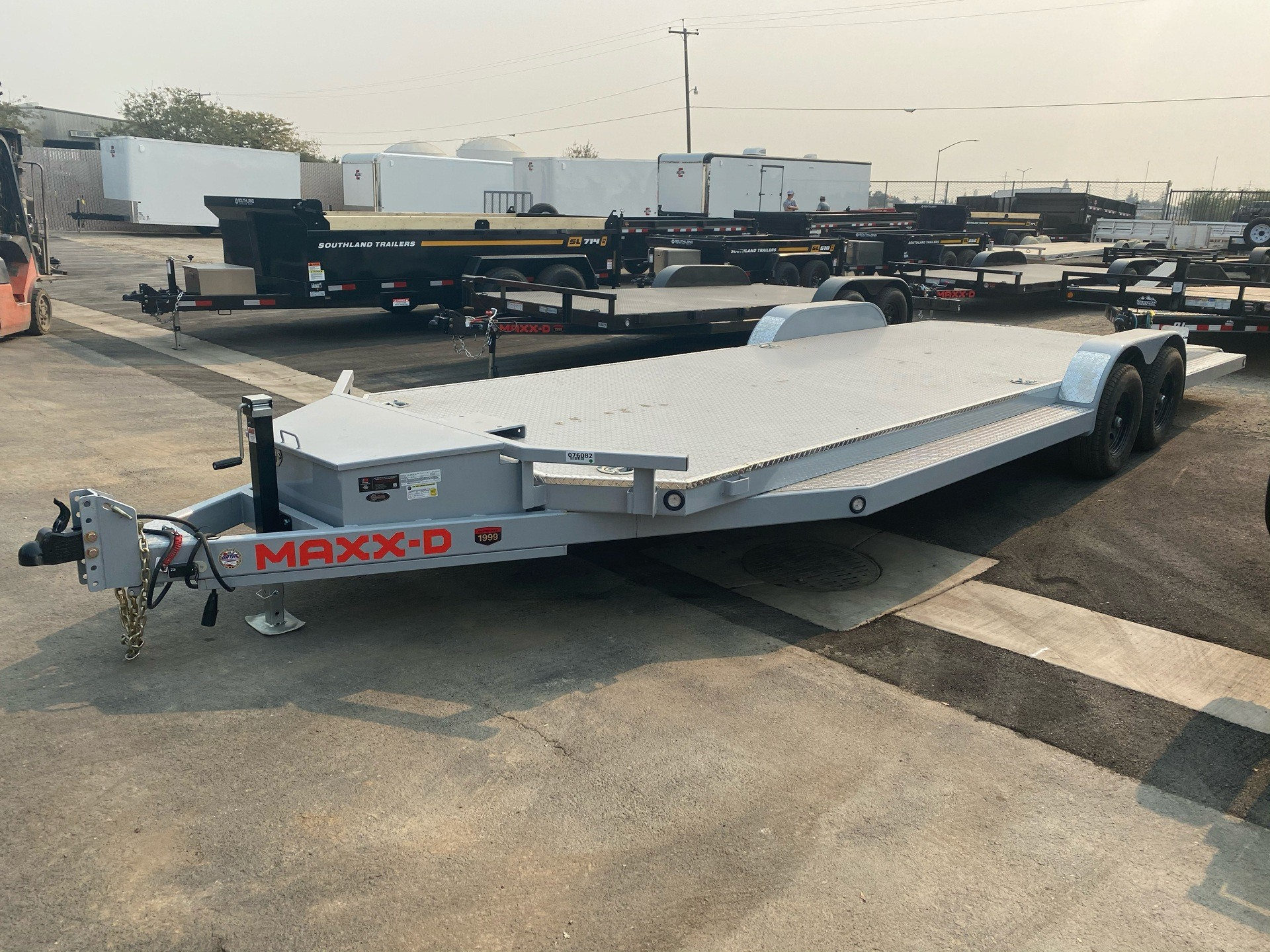 "2021 MAXXD TRAILERS 24' X 83"" 10K TUBING CARHAULER in Elk Grove, California - Photo 2"