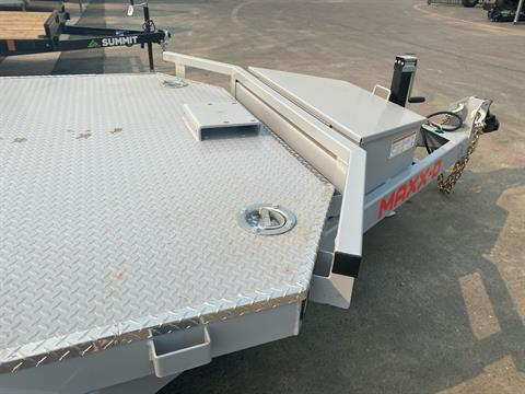 "2021 MAXXD TRAILERS 24' X 83"" 10K TUBING CARHAULER in Elk Grove, California - Photo 7"