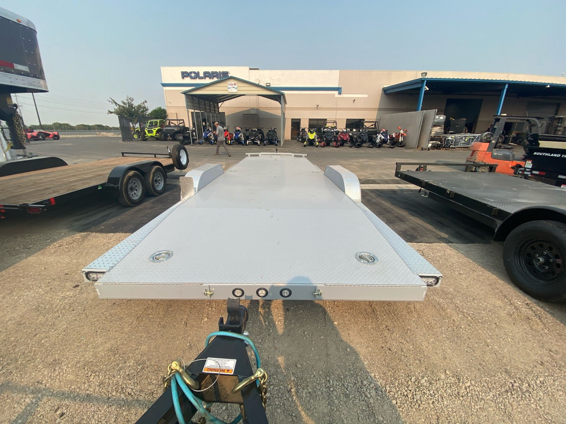 "2021 MAXXD TRAILERS 24' X 83"" 10K TUBING CARHAULER in Elk Grove, California - Photo 12"