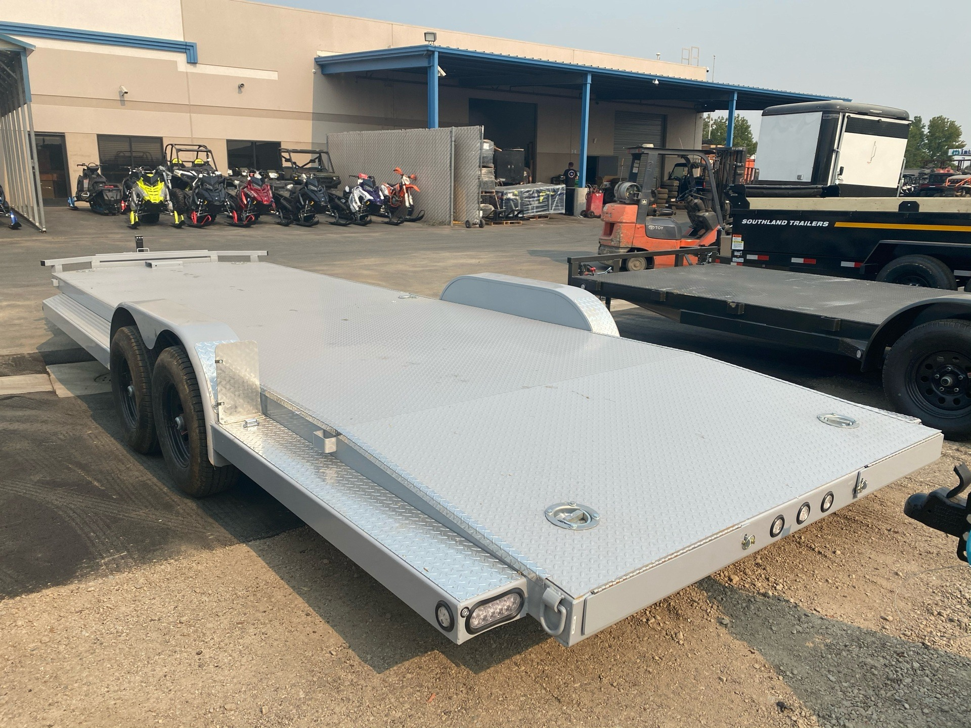 "2021 MAXXD TRAILERS 24' X 83"" 10K TUBING CARHAULER in Elk Grove, California - Photo 14"