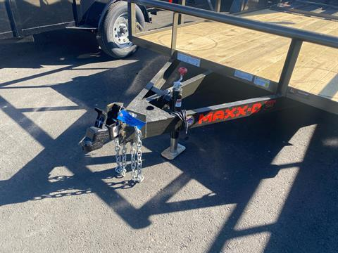 2021 MAXXD TRAILERS 77X12 S3X UTL in Elk Grove, California - Photo 2