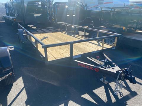 2021 MAXXD TRAILERS 77X12 S3X UTL in Elk Grove, California - Photo 4