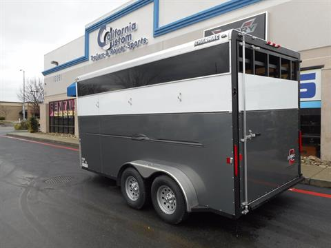 "2017 Charmac Trailers DRIFTER 3H BP 7x16'6""  in Elk Grove, California"