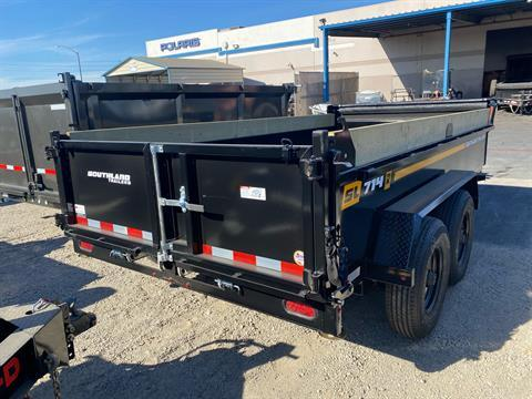 2021 SOUTHLAND TRAILER CORP SL714-16K DUMP in Elk Grove, California - Photo 9