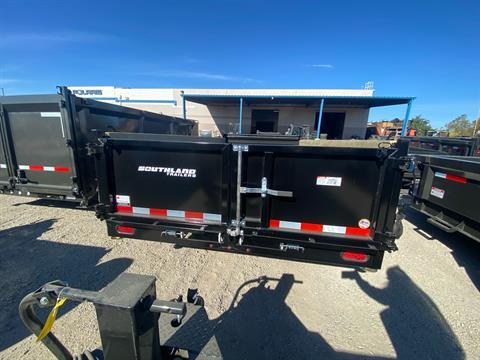 2021 SOUTHLAND TRAILER CORP SL714-16K DUMP in Elk Grove, California - Photo 10