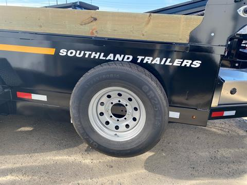 2021 SOUTHLAND TRAILER CORP SL714-16K DUMP in Elk Grove, California - Photo 3
