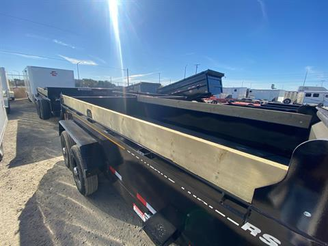 2021 SOUTHLAND TRAILER CORP SL714-16K DUMP in Elk Grove, California - Photo 8