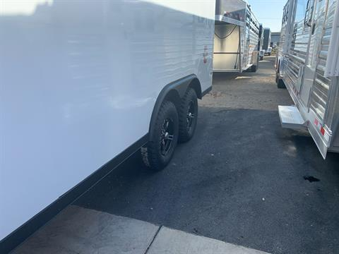 "2021 Charmac Trailers 100"" x 16' STEALTH CARGO 3500# in Elk Grove, California - Photo 5"