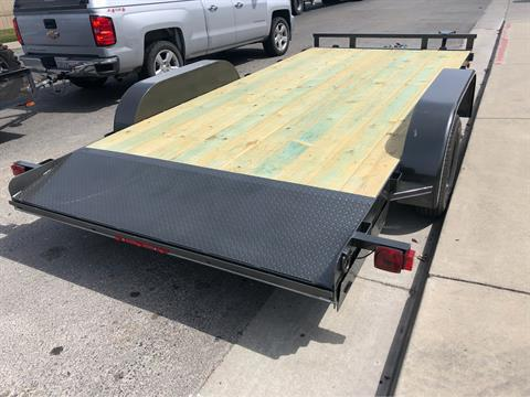"2019 MAXXD TRAILERS 16' X 83"" ANGLE CAR HAULER  in Elk Grove, California - Photo 5"