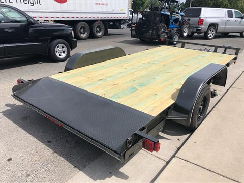 "2019 MAXXD TRAILERS 16' X 83"" ANGLE CAR HAULER  in Elk Grove, California - Photo 6"