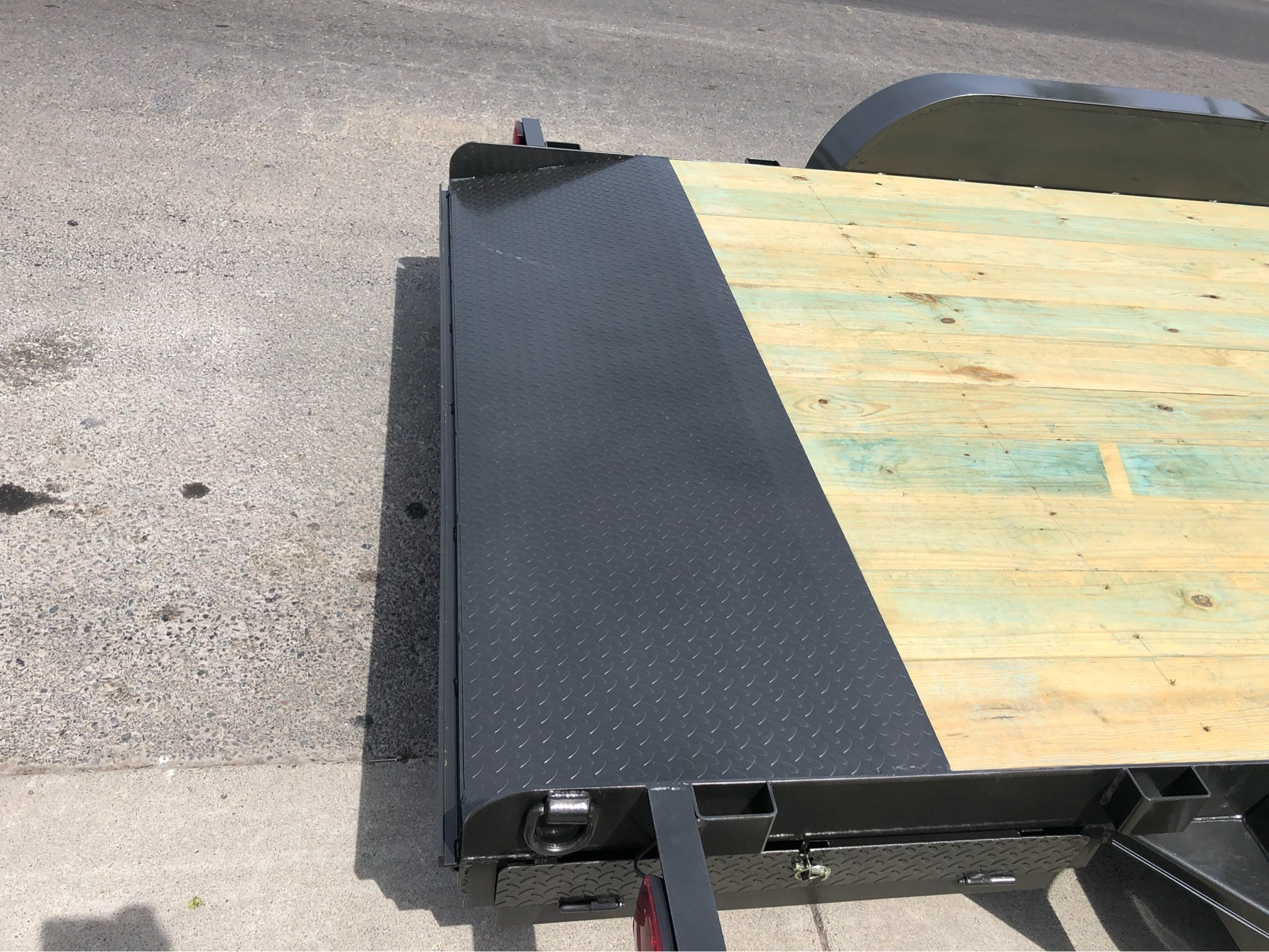 "2019 MAXXD TRAILERS 16' X 83"" ANGLE CAR HAULER  in Elk Grove, California - Photo 8"