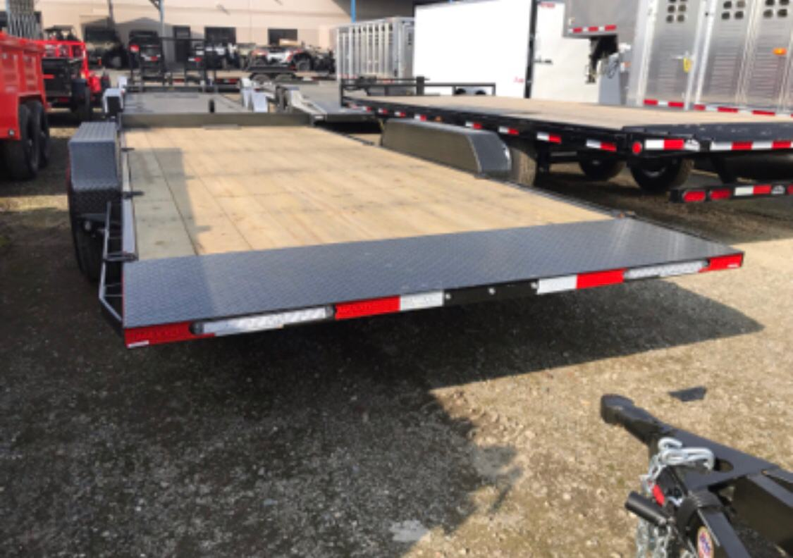 "2019 MAXXD TRAILERS 20' x 83"" 5"" CHANNEL POWER TILT in Elk Grove, California - Photo 5"