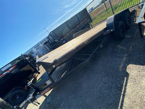 "2019 MAXXD TRAILERS 20' x 83"" 5"" CHANNEL POWER TILT in Elk Grove, California - Photo 9"