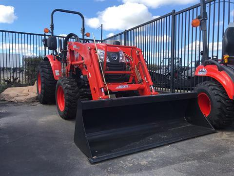 2018 KIOTI CK4010SE HST ROPS BASE TRACTOR  in Elk Grove, California