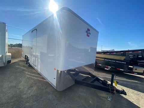 2021 Charmac Trailers 24' STEALTH CARHAULER in Elk Grove, California - Photo 1