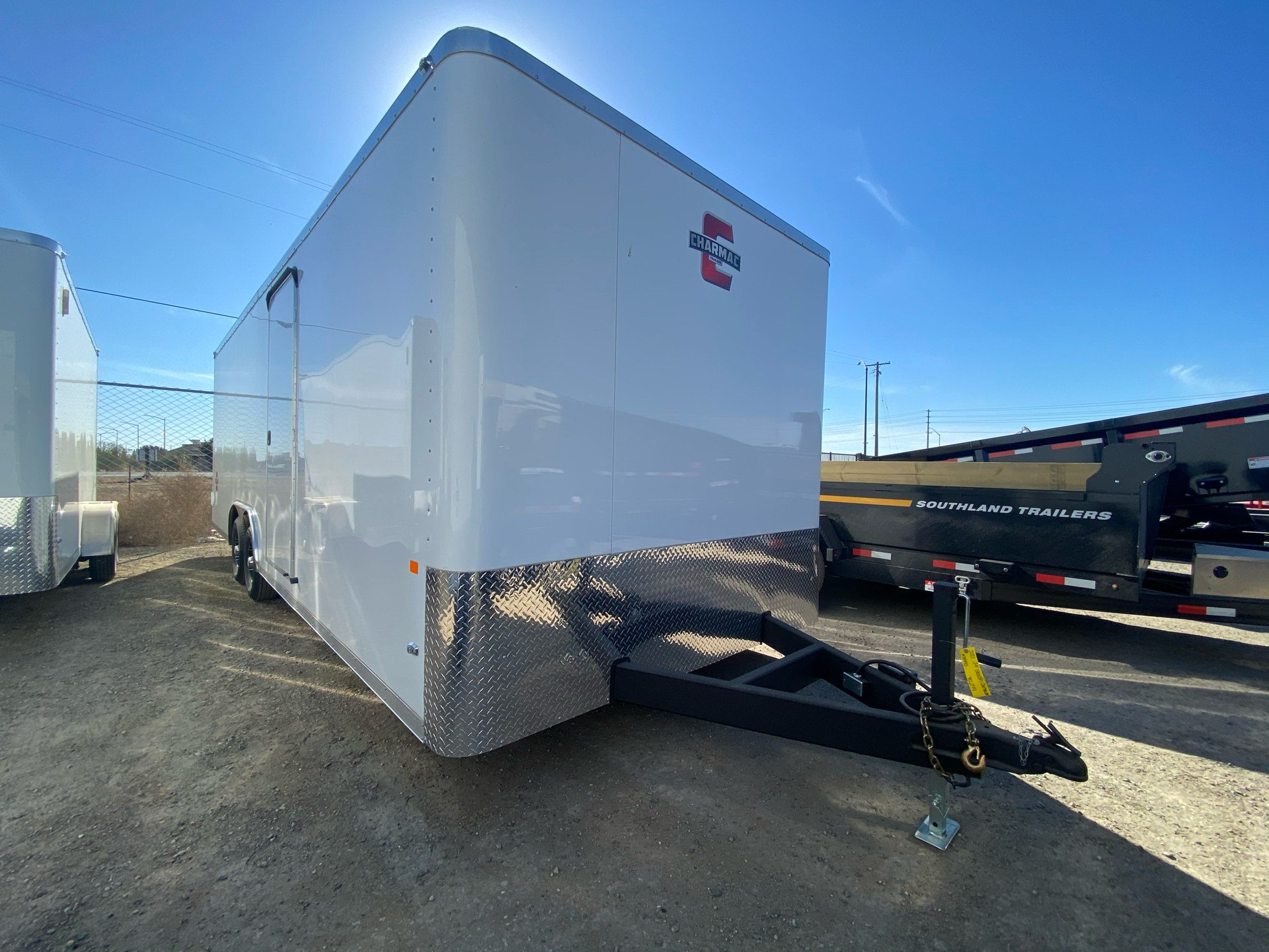 2021 Charmac Trailers 24' STEALTH CARHAULER in Elk Grove, California - Photo 2