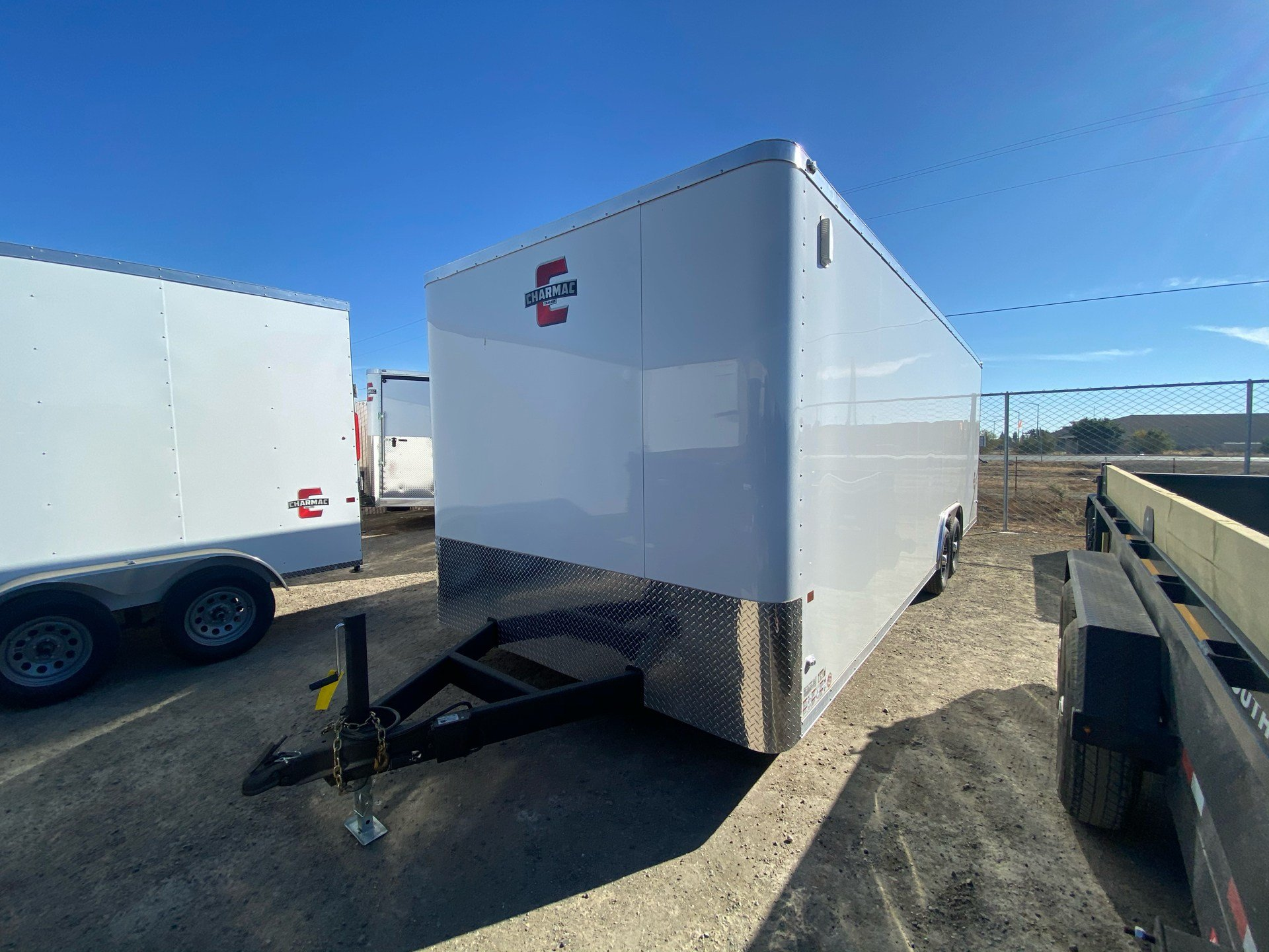 2021 Charmac Trailers 24' STEALTH CARHAULER in Elk Grove, California - Photo 4