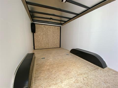 2021 Charmac Trailers 24' STEALTH CARHAULER in Elk Grove, California - Photo 8