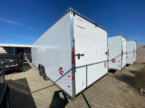 2021 Charmac Trailers 24' STEALTH CARHAULER in Elk Grove, California - Photo 11