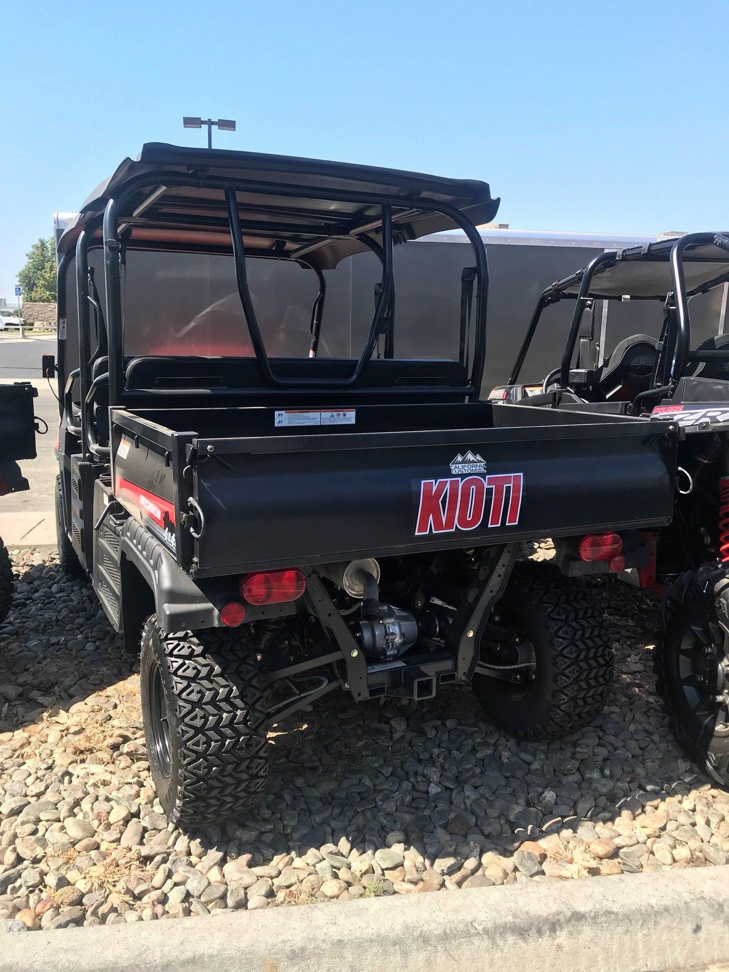 2018 KIOTI MECHRON 2240 in Elk Grove, California
