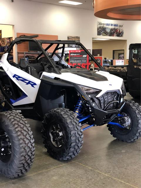 2020 Polaris RZR Pro XP Premium in Elk Grove, California - Photo 4