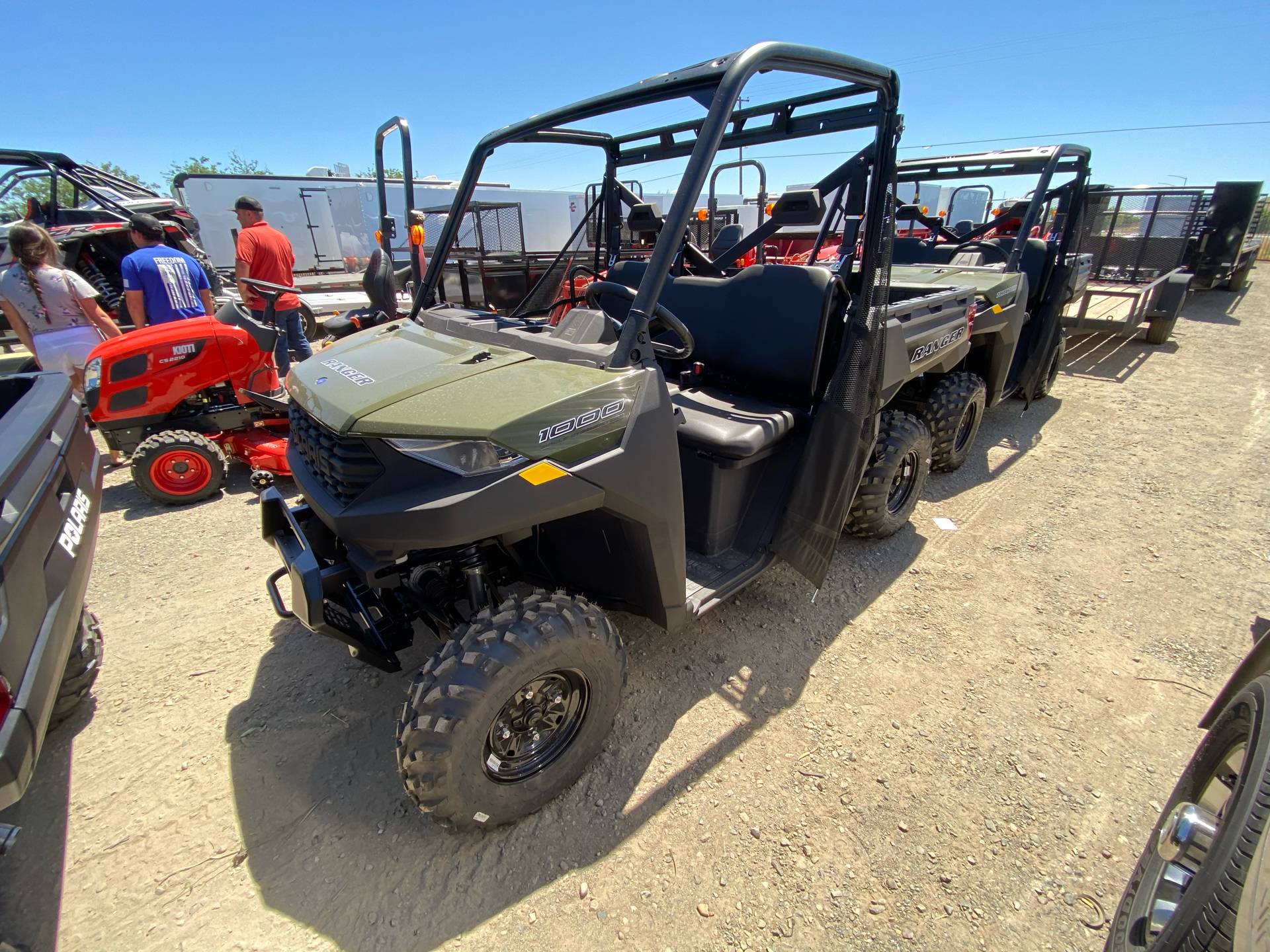 2021 Polaris Ranger 1000 EPS in Elk Grove, California - Photo 3