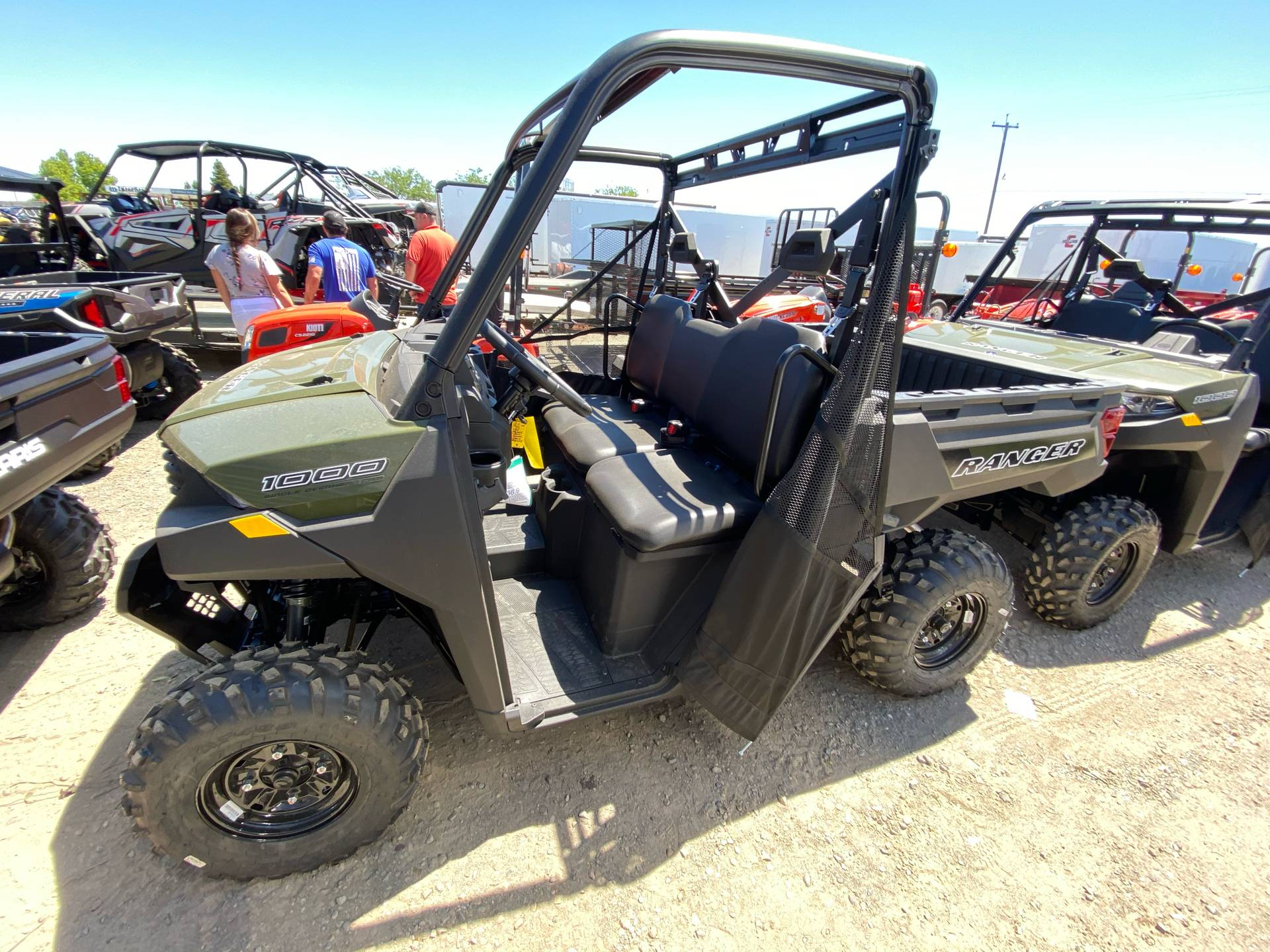 2021 Polaris Ranger 1000 EPS in Elk Grove, California - Photo 6