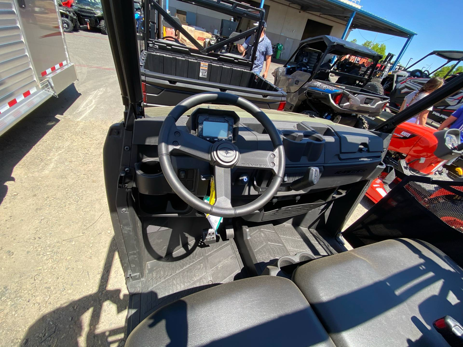2021 Polaris Ranger 1000 EPS in Elk Grove, California - Photo 8
