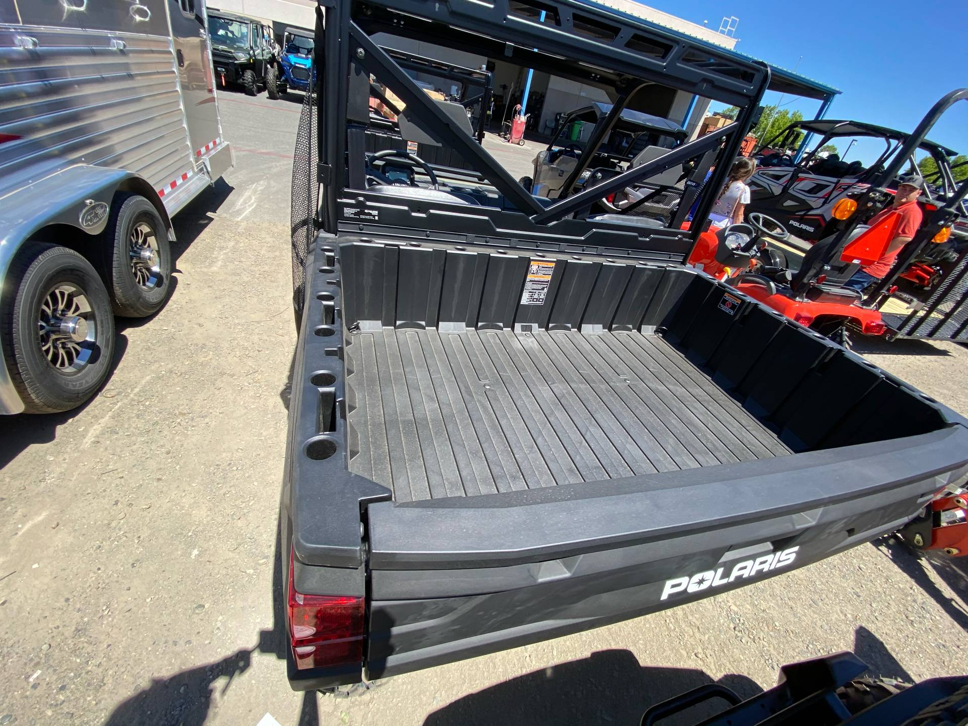 2021 Polaris Ranger 1000 EPS in Elk Grove, California - Photo 11