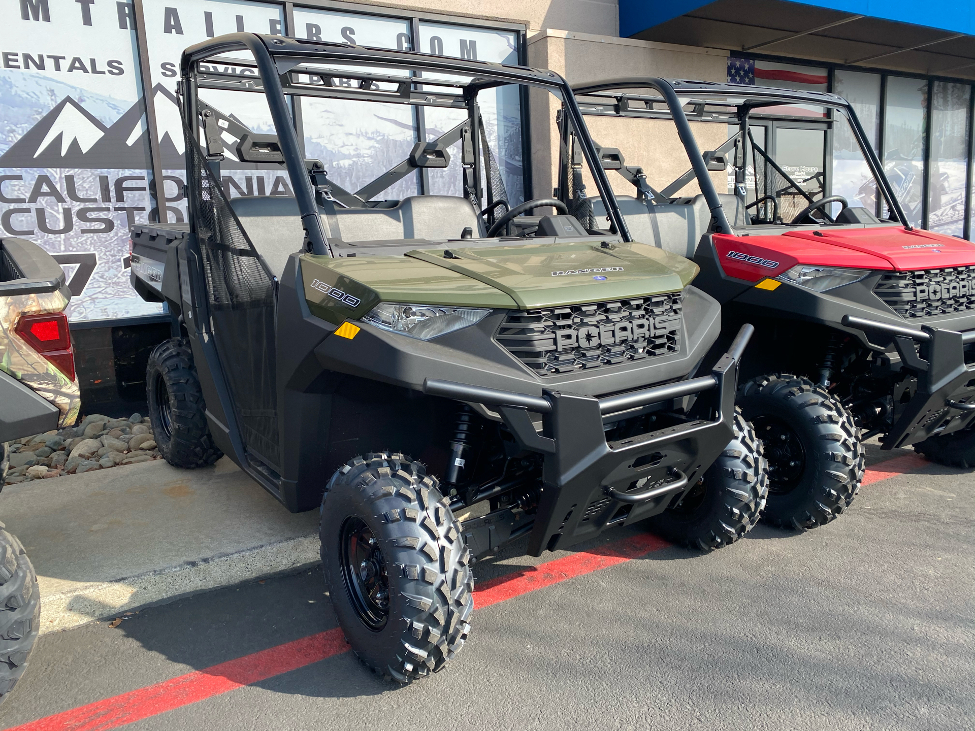 2021 Polaris Ranger 1000 EPS in Elk Grove, California - Photo 16