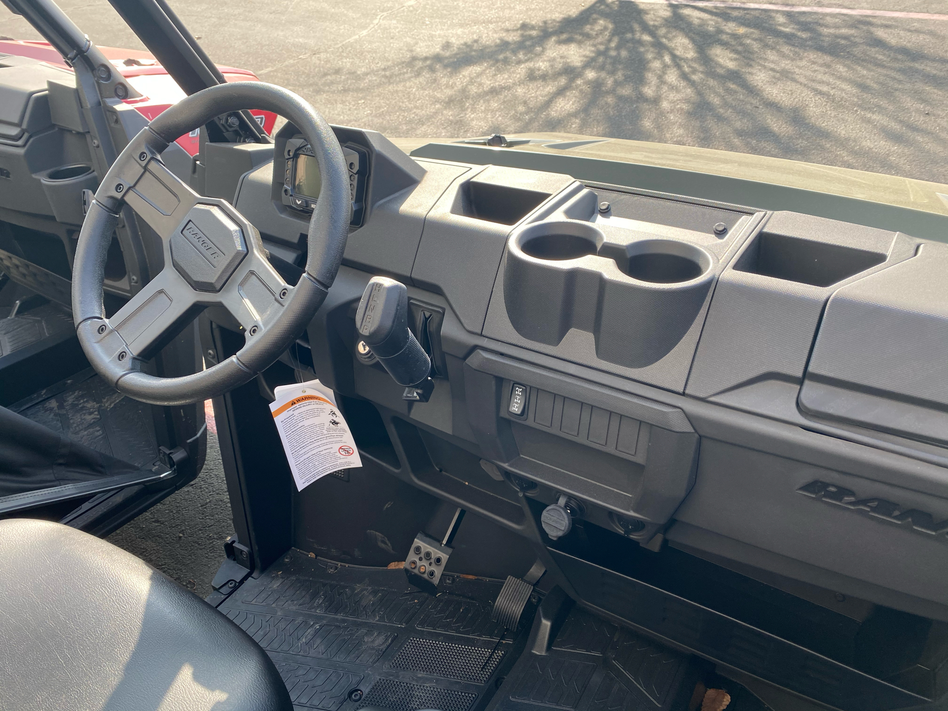 2021 Polaris Ranger 1000 EPS in Elk Grove, California - Photo 20