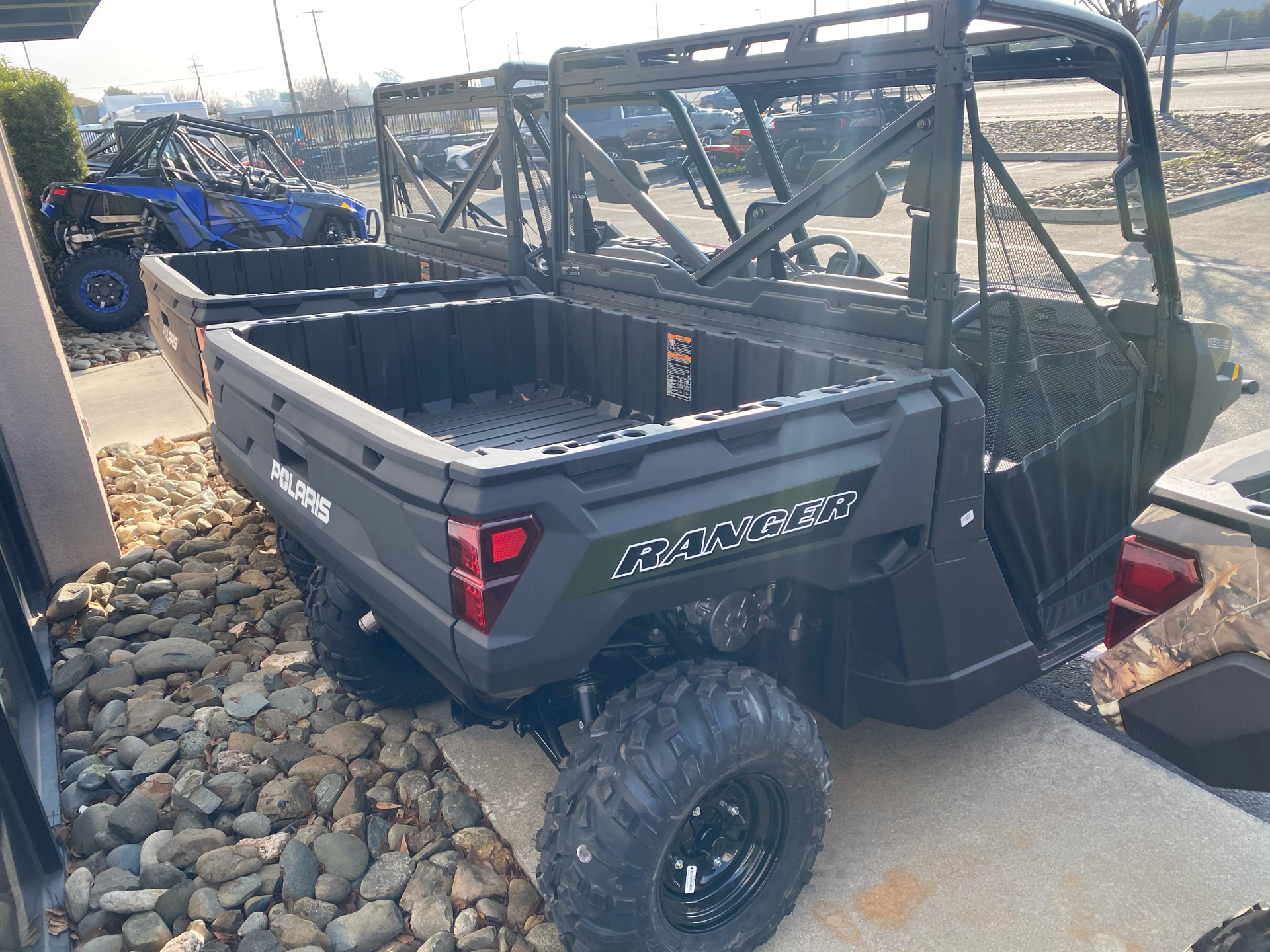 2021 Polaris Ranger 1000 EPS in Elk Grove, California - Photo 21